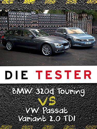 Die Tester: BMW 320d Touring vs. VW Passat Variant 2.0 TDI