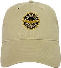 CafePress US Naval Aviation Baseball Baseball Cap