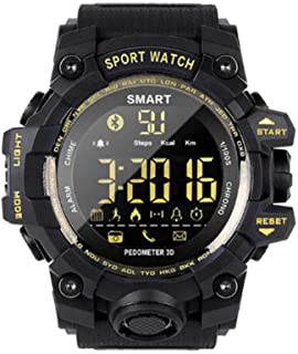 XNNDD Smart Sports Watch Hombres y Mujeres Batería de Larga duración Smart Reminder Watch Fitness Sports Step Sports Watch