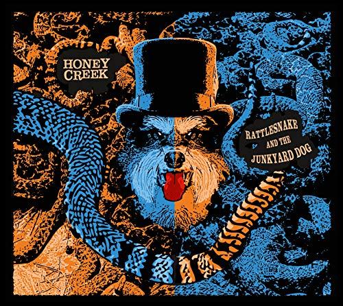 Honey Creek - Rattlesnake And The Junkyard Dog (1 CD)