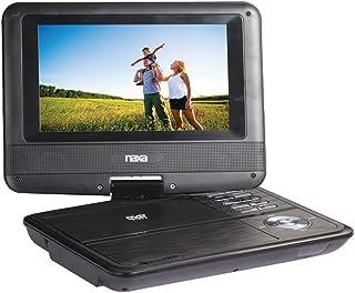 Sylvania SDVD7014 Portable DVD Player 7 Swivel Widescreen Display Pink Consumer Electronics