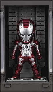 Iron Man 3: Iron Man Mk V with Hall of Armor Mea-015 Mini Egg Attack Figure