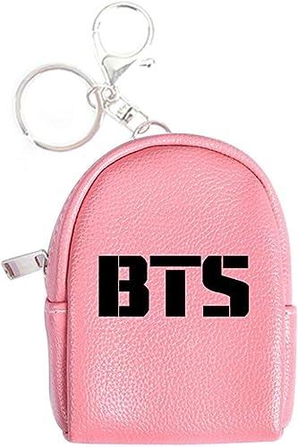 Kpop BTS Bangtan Boys Member PU Wallet Coin Card Cartoon Purse Gift for A R M Y DP3
