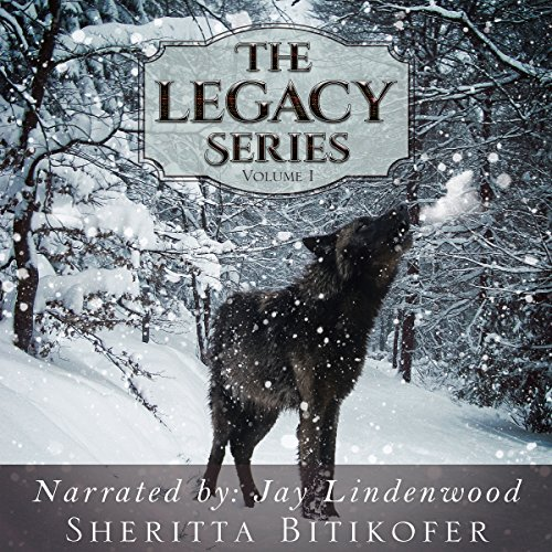 The Legacy Series: Books 1-4 audiobook cover art