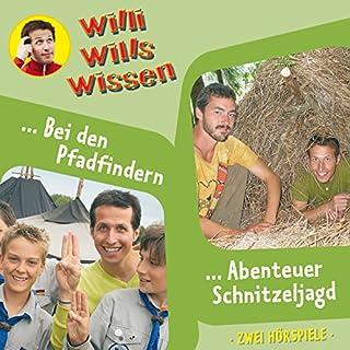 Bei den Pfadfindern / Abenteuer Schnitzeljagd Titelbild