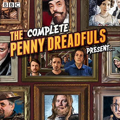 The Penny Dreadfuls Present... cover art