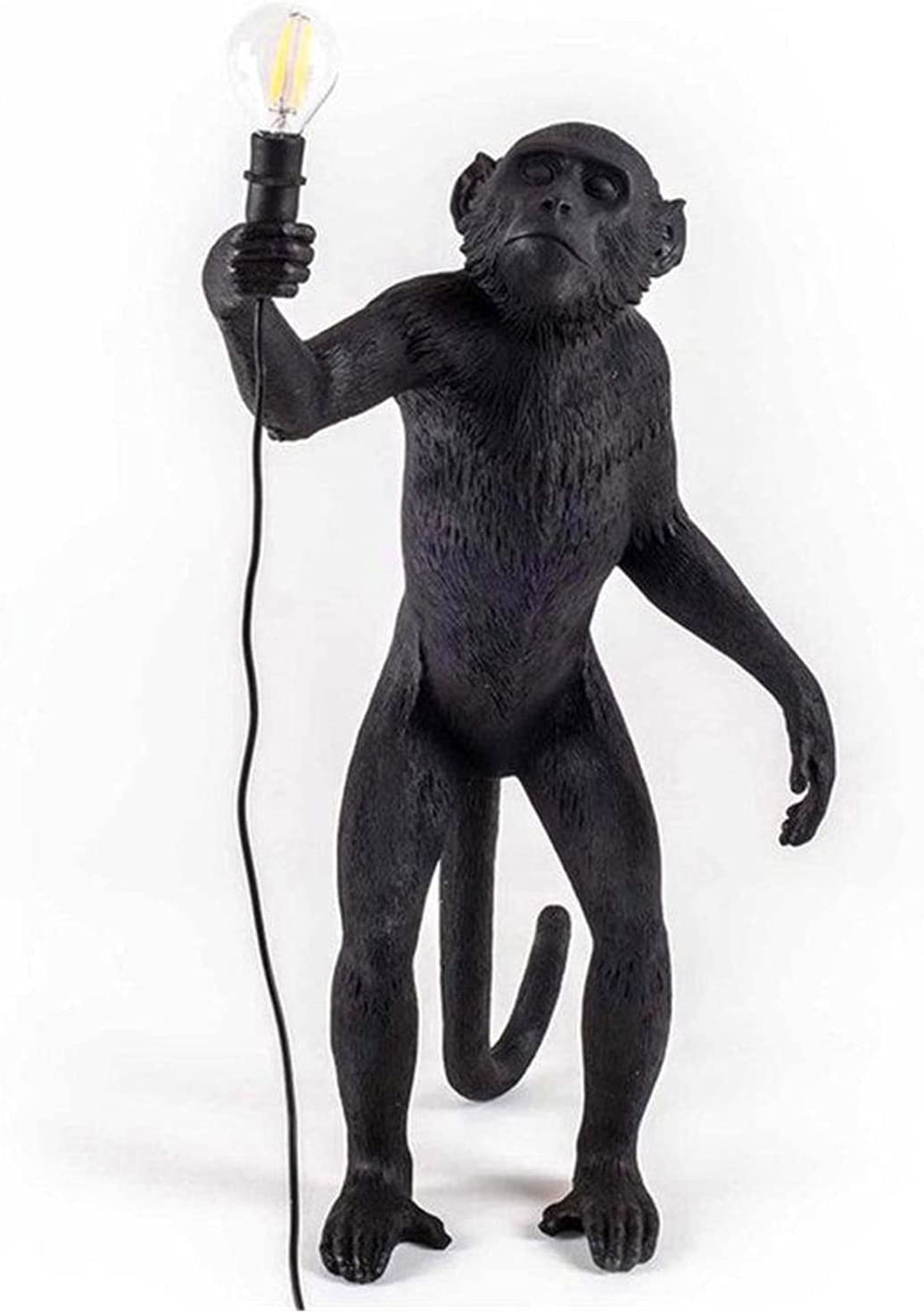 Fuxwlgs Floor lamp Nordic Lamp Recommended Quality inspection Creative Monkey Personality