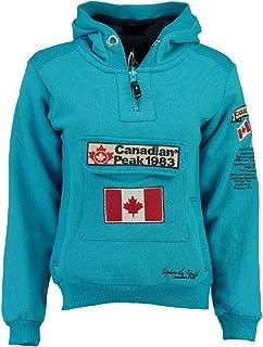 Canadian Peak - Felpa da uomo