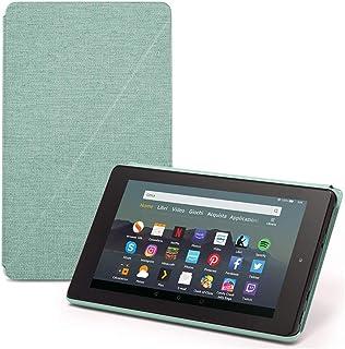 Custodia per tablet Fire 7 (compatibile con dispositivi di 9ª generazione, modello 2019), Verde salvia