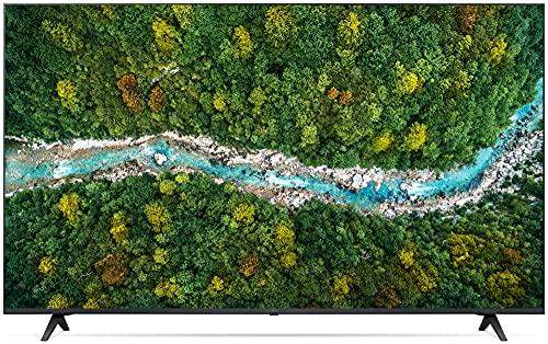 LG 50UP77009LB 127 cm (50 Zoll) UHD Fernseher (4K, 60 Hz, Smart TV) [Modelljahr 2021]