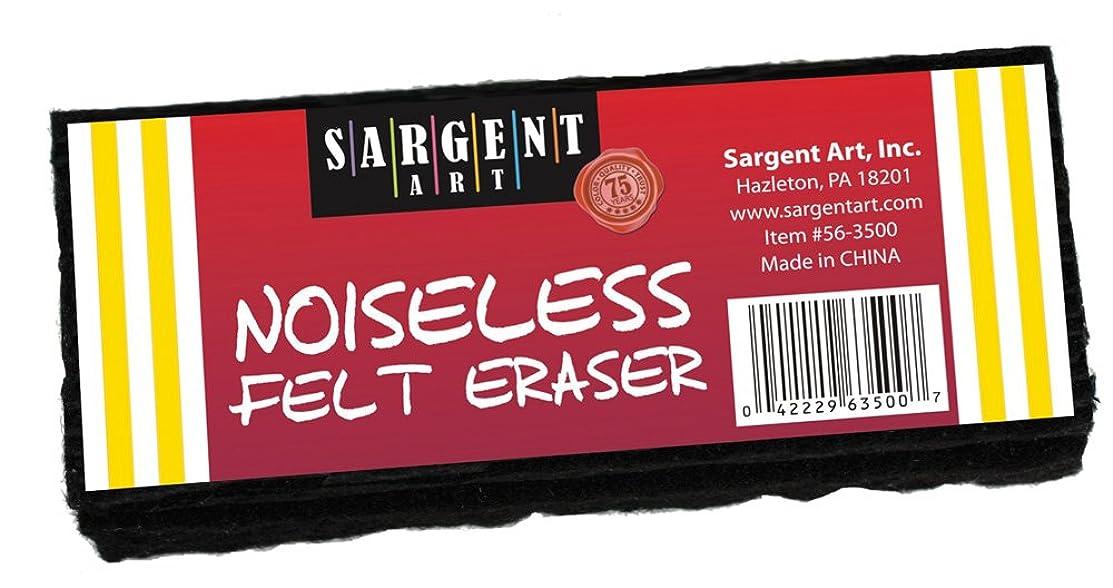 Sargent Art 56-3500 Noiseless Felt Eraser