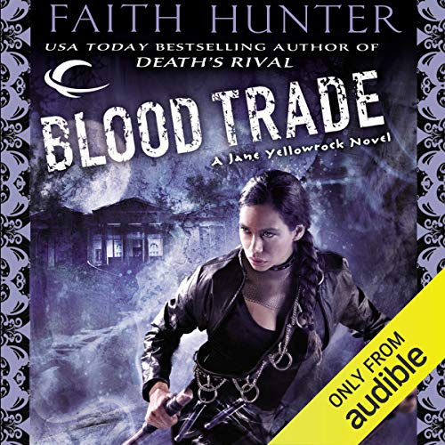 Blood Trade cover art
