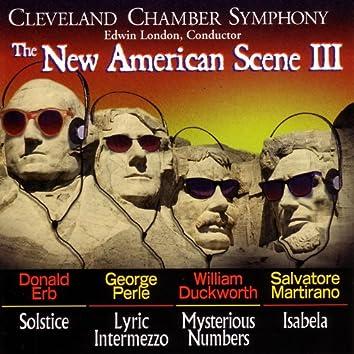 The New American Scene III