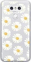 DATAIYANG Cover for Lg G7 G6 G5 V40 V35 V30 Thinq Phone Cases for Lg K8 K10 2017 2018 K9 K11 Plus Case Soft TPU Cute Flower Rose,Patterned 5,for Lg V30S Thinq