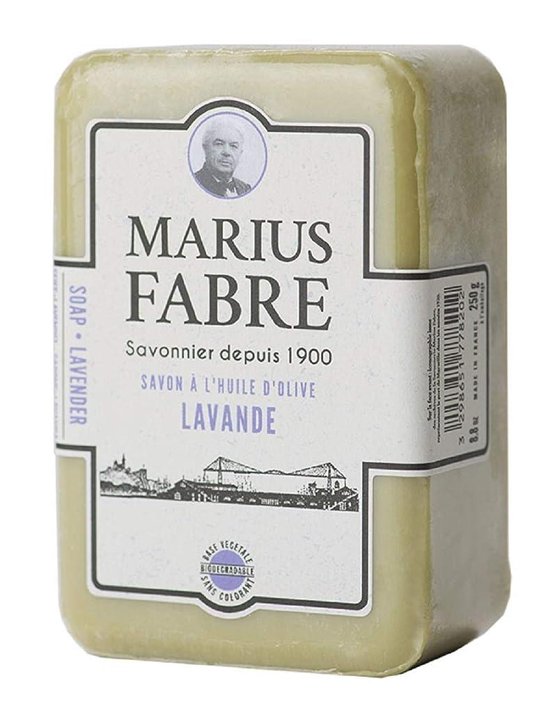 フェザータッチスクラップサボンドマルセイユ 1900 ラベンダー 250g