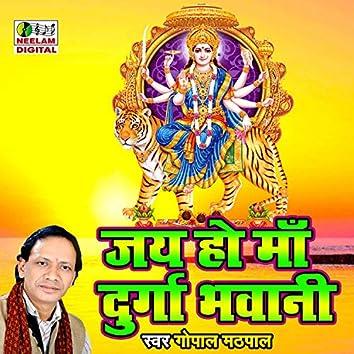 Jai Ho Maa Durga Bhawani (Bhakti Song)