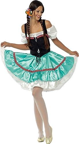 Unbekannt Stamco, Damen Oktoberfest Kostüm, Größe  S M L