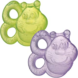 Playgro Teether Bees Water Filled, 2 Pieces - Pack of 1