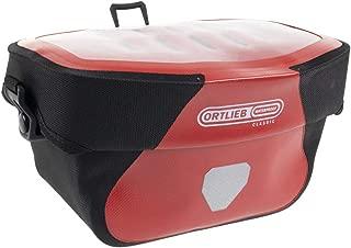 Ortlieb Ultimate 6 S Classic Handlebar Bag Red/Black