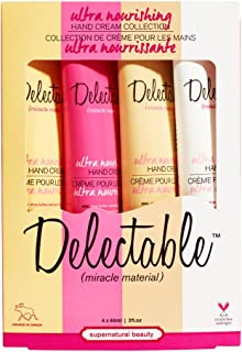 Delectable by Cake Beauty - Assorted Hand Cream Gift Set, 4 Piece