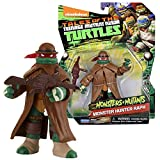 TMNT Year 2017 Tales of Teenage Mutant Ninja Turtles Monsters + Mutants Series 5 Inch Tall Figure - MONSTER HUNTER RAPH in Trench Coat with Crossbow