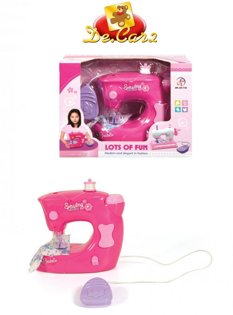 Máquina de Coser Juguete Toy Sewing Machine Set for Children ...