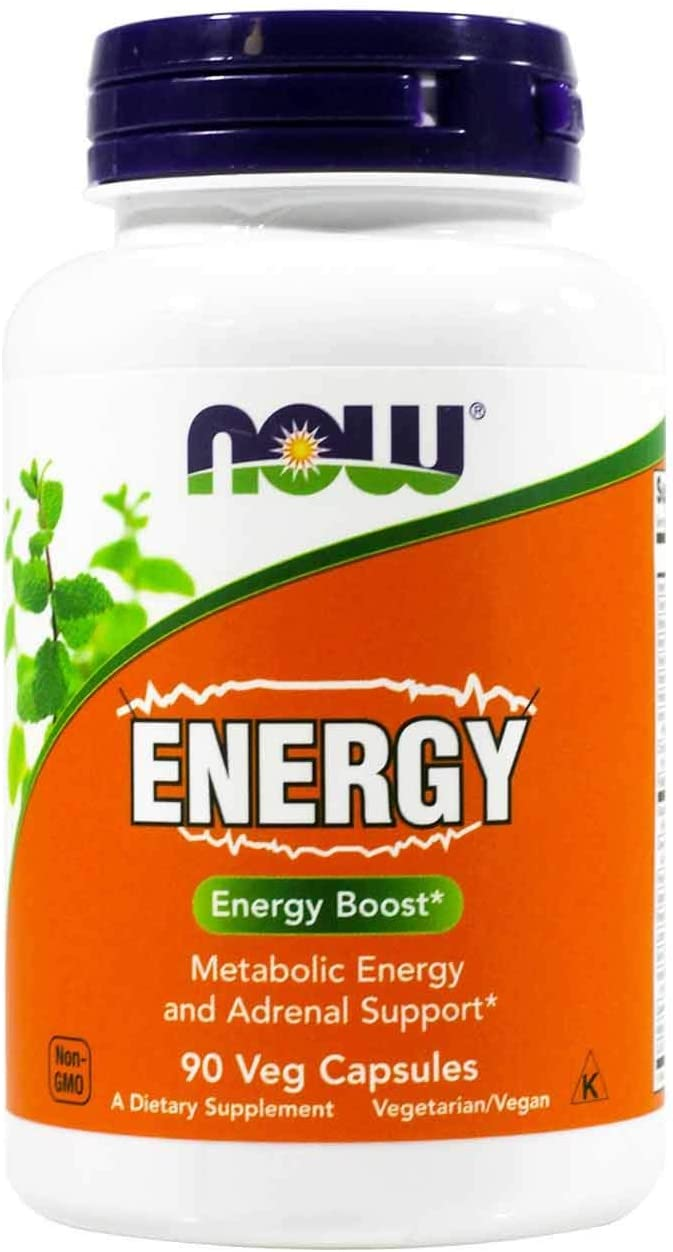 Max 57% OFF Now Energy Dietary Supplement 90 Capsules of free shipping Pack 2