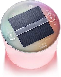 MPOWERD Luci Color Essence - Multi-Color Inflatable Solar Light, Matte Finish