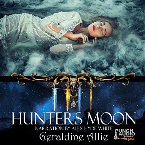 Hunters Moon audiobook cover art