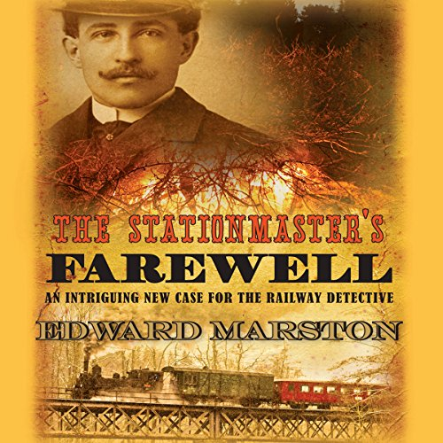 The Stationmaster's Farewell audiobook cover art