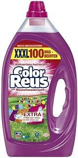2x Witte Reus Vloeibaar Wasmiddel Color Reus 5 liter