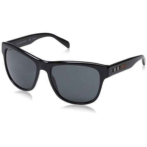 c2c72db00e7a BURBERRY Sunglasses BE 4131 BLACK 3001/87 BE4131