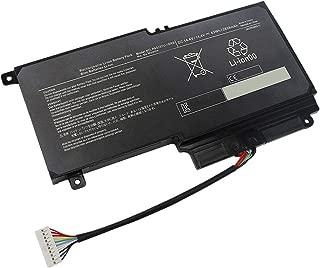 Civhomy Replacement Battery for Toshiba Satellite S55 S55t S55t-A5360 S55t-A5379 S55t-A5389 S55T-B5134 S55T-B5136 S55T-B5150 S55T-B5152 PA5107U-1BRS YD021621U