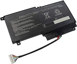 Civhomy PA5107U PSKLNA-01Q00J Replacement Battery for Toshiba Satellite P55 P55-A5312 P55-A5200 P55T-A5118 P55t-A5202 P55T-C5114 P55T-B5360