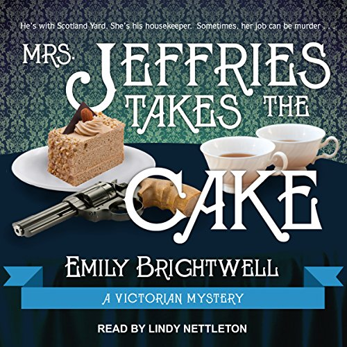 Mrs. Jeffries Takes the Cake cover art