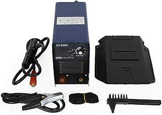 DiLiBee Soldador de electrodo compacto de máquina soldadora con inversor 20-200A 1-4.5