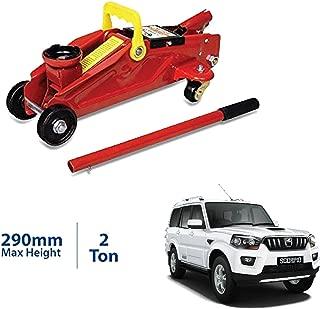 Semaphore (2 Ton) Car Hydraulic Trolley Jack for Mahindra Scorpio 7 Seater