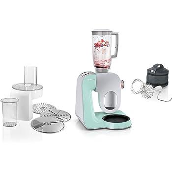 Bosch MUM58020 - Robot de cocina (1000 W, acero inoxidable): Amazon.es: Hogar