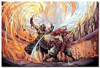 Tomorrow sunny Rurouni Kenshin Hot Anime Movie Large Art Silk Poster 24x36 inch Himura Kenshin