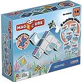 Geomag Magicube - Juego de construcción magnética, 8 Piezas
