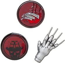 Freddy Krueger A Nightmare On Elm Street Lapel Pin Set