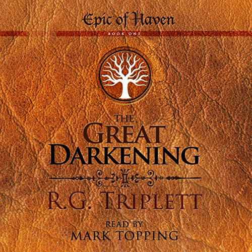Couverture de The Great Darkening