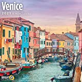2021 Venice Wall Calendar by B...