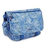 J World New York Small Travel Bag, Wave