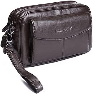 Best gents leather handbags Reviews