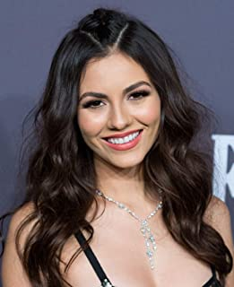 Posterazzi Poster Print Victoria Justice at Arrivals for 19Th Annual Amfar Gala Cipriani Wall Street New York Ny February 8 2017. Photo by RcfEverett Collection Celebrity (8 x 10)