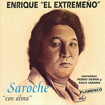 """Flamenco Saroche """"Con Alma"""""""