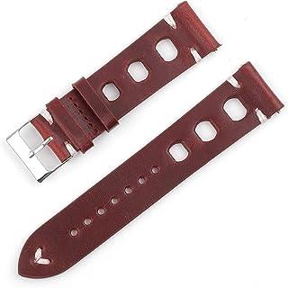 Bracelet de Montre, Bracelet en Cuir Vintage Fait à la Main Montre Montre Accessoire Bracelet 18mm20mm 22mm 24mm