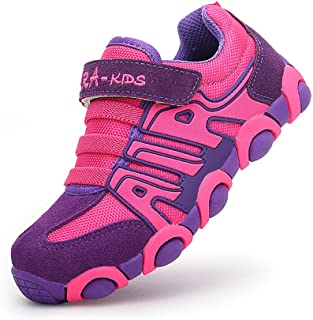 O.T.Sea Boy's Girl's Casual Strap Light Weight Sneakers Running Shoes(Toddler/Little Kid/Big Kid)