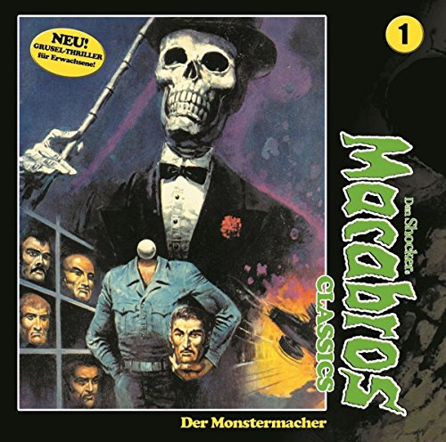 Macabros Classics-der Monstermacher Folge 01